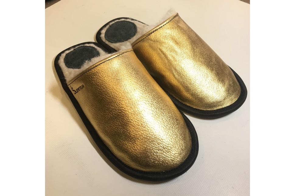 Auksinės šlepetės