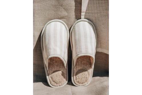 Slippers linen
