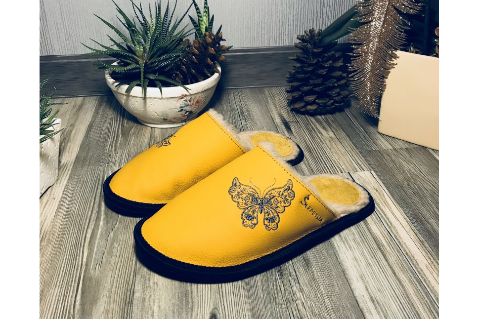 Slippers Butterflies
